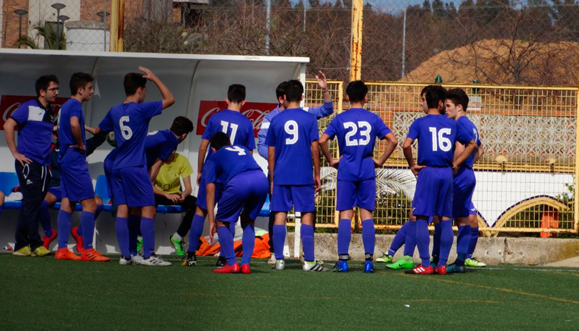 Club Deportivo Marista. Esfuerzo